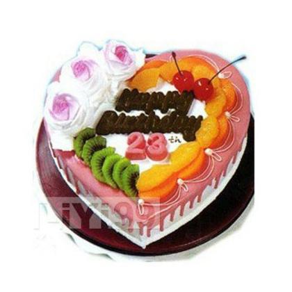 生日进行时(蛋糕)