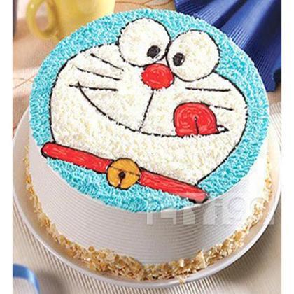 多啦A梦蛋糕