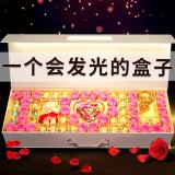 巧克力皂花礼盒